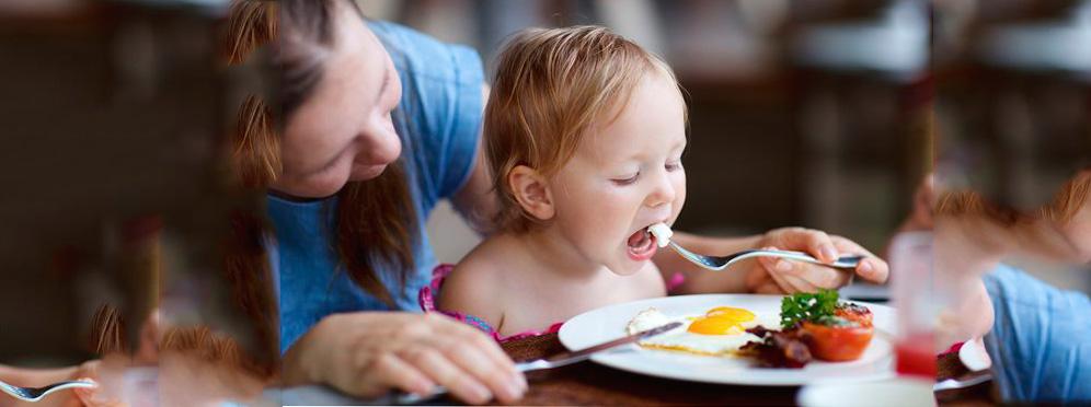 فوائد صفار البيض للاطفال